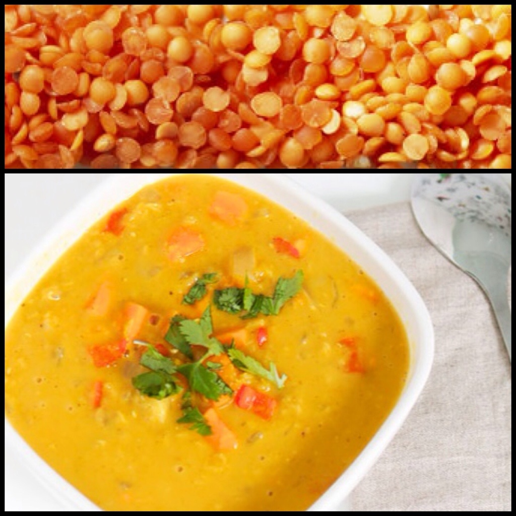Red Lentil and Sweet Potato Stew – beyond blyss