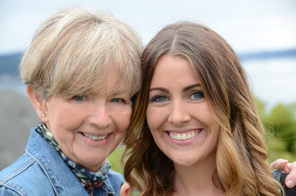 Macey & Grandma Susan