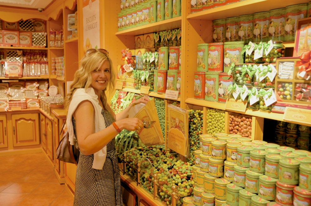 La Cure Gourmand candy store is a must while you are in France.
